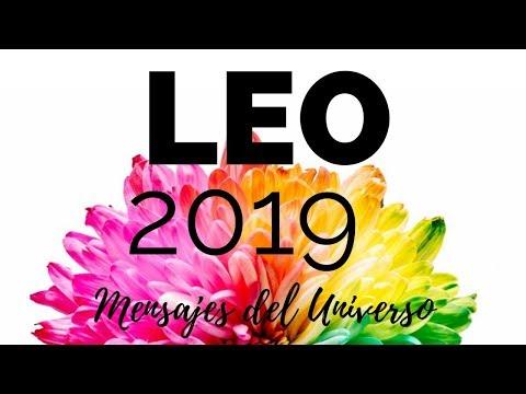LEO 2019 🌞 Te llega la ABUNDANCIA!
