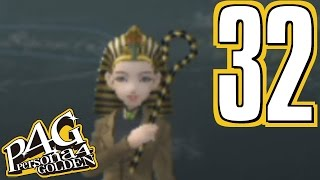 ★☂Persona 4 Golden☂★ - VERY HARD - Blind Playthrough Part 32 ★Part Time Job★