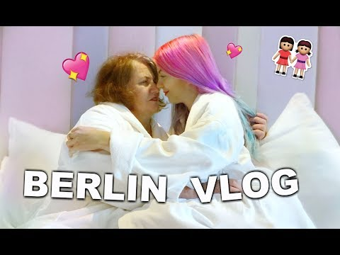 Trip To Berlin With My Girlfriend | VLOG