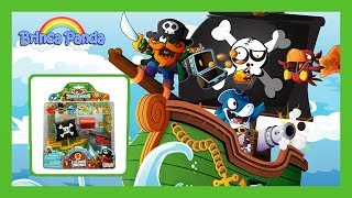Zomlings Piratas Blister Unboxing Serie 5 2017
