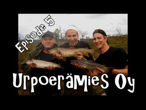 Urpoerämies - Kaldoaivin erämaa, Sinne ja Takaisin // Fishing in Lapland ENG SUB - Episode 5