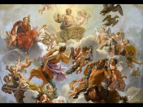 Yunan Mitolojisindeki Tanrılar, Tanrıçalar ve Özellikleri