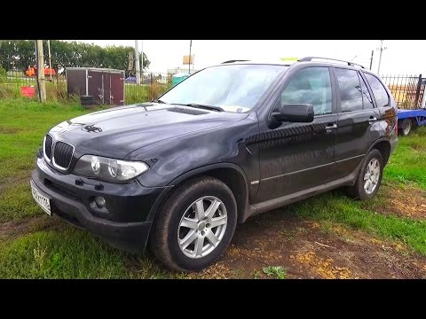 2005 Bmw X5 E53 Start Up Engine And In Depth Tour Youtube