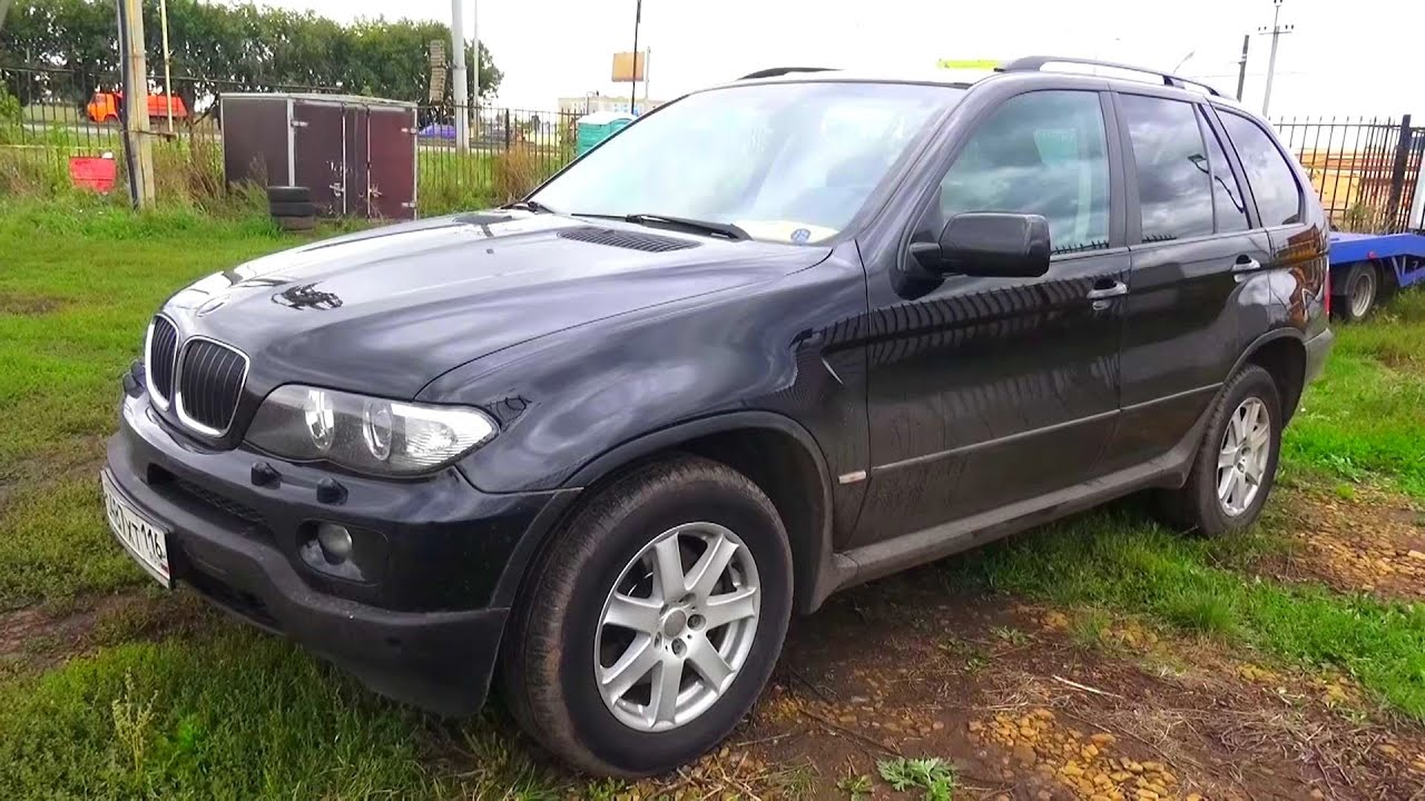 2005 BMW X5 E53 Start Up Engine and In Depth Tour