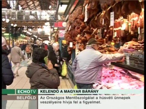 Nagy a kereslet a magyar bárányhús iránt - Echo Tv