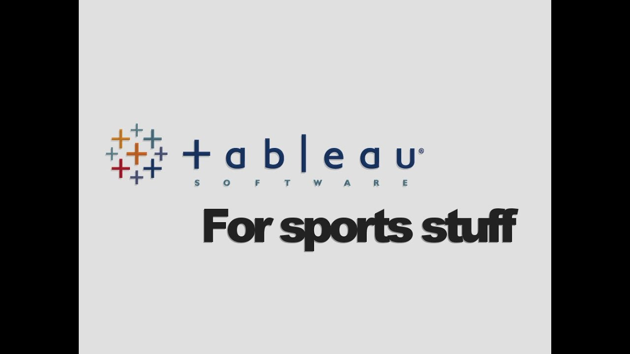 How to Use Tableau for Baseball Data | TechGraphs