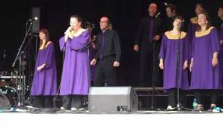 Dublin Gospel Choir - Lean On Me