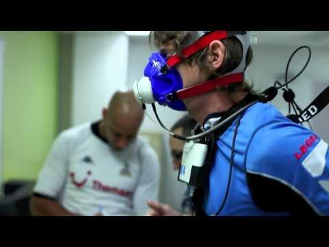 Tests physiques de l'Impact de Montréal / Montreal Impact physical tests