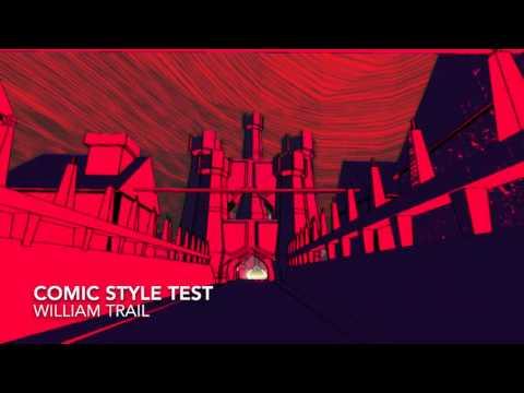 Comic Style Test Unity Engine