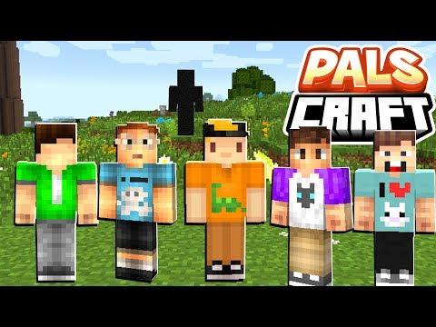 WHO'S THE FAKE PAL? | PalsCraft #9