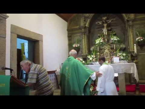 Souto da Velha, 11 Agosto 2018. Festa de S. Sebastião.