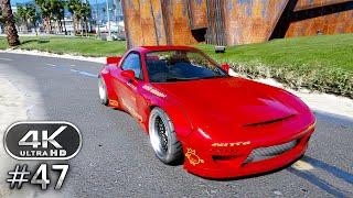 Grand Theft Auto 5 Gameplay Walkthrough Part 47 - GTA 5 (PC 4K 60FPS)