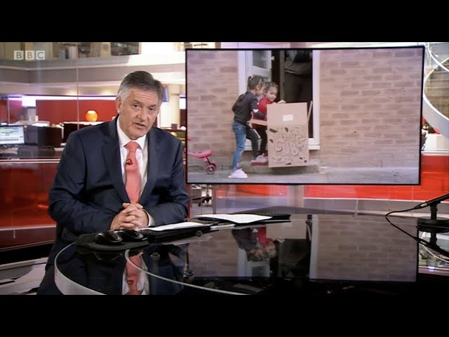 Tej Kohli Foundation Combating Holiday Hunger on the One-O-Clock News on BBC One (June 2020)