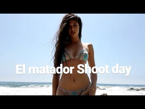 HOT BEACH PHOTOSHOOT   Vlog 6   Travel Guide L.A. Part 5