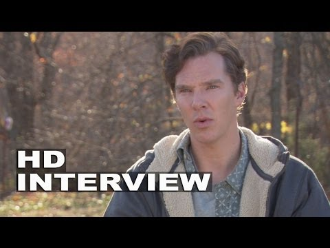 "August: Osage County: Benedict Cumberbatch ""Little Charles Aiken"" On Set Movie Interview"