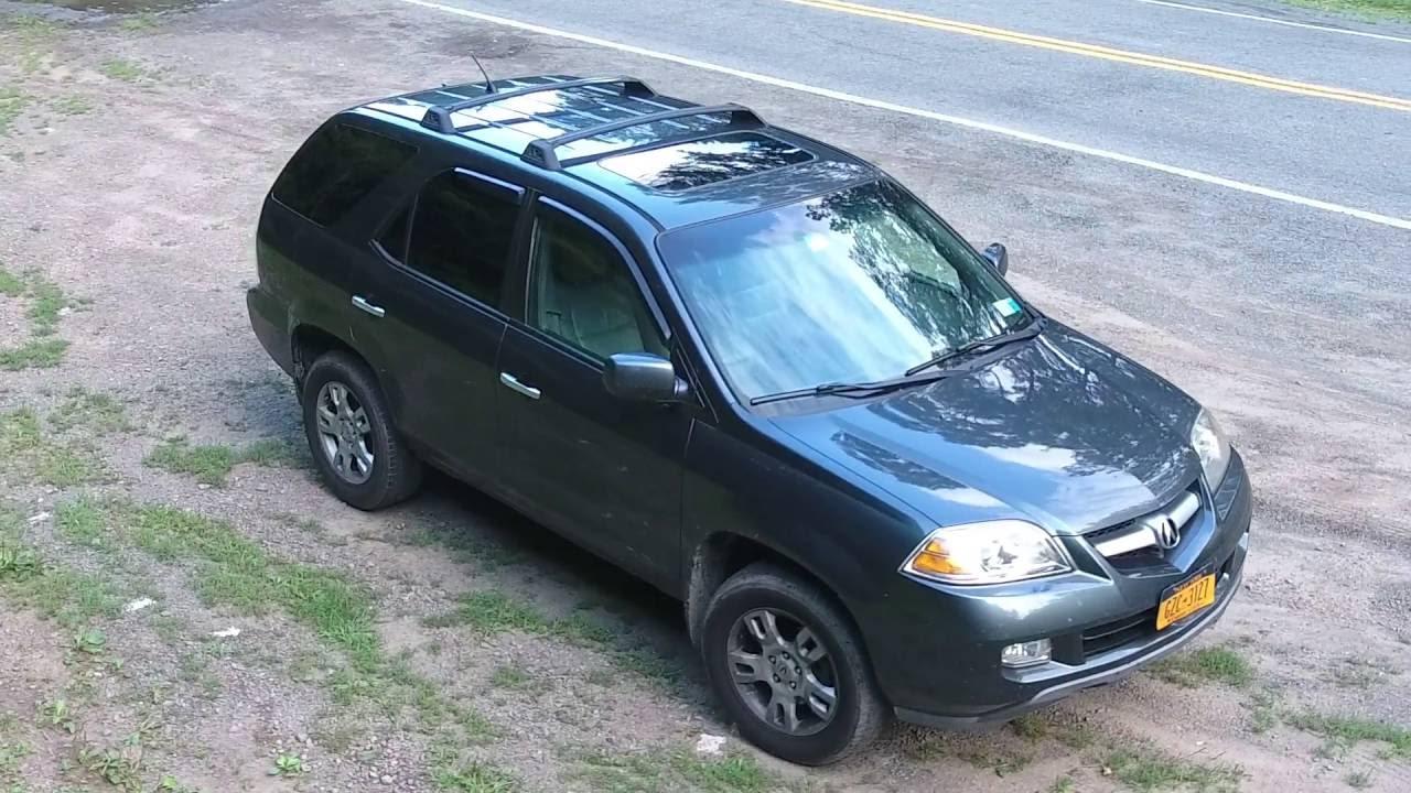 Acura MDX 2004 года и 160 000 миль
