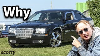 Why Chrysler Makes the Worst Cars in America