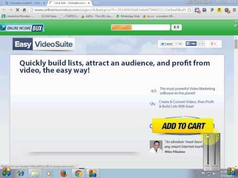 Online Income Bux Telugu (2015 Real Genuine Work)