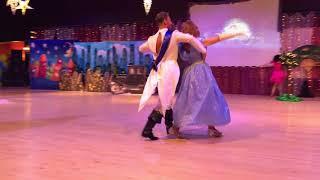 """Cinderella """"Ten Minutes Ago"""" by Vlada and Diane"""