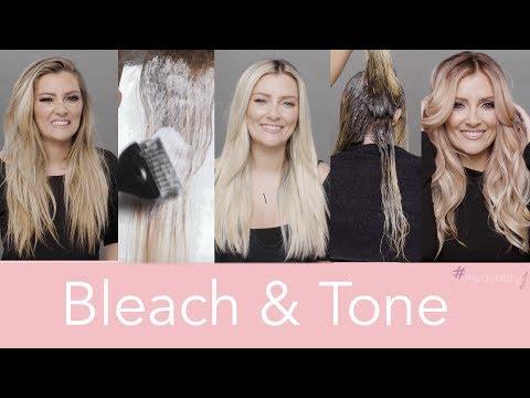 Bleach & Tone