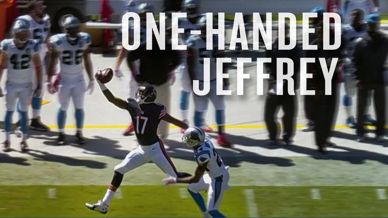 Alshon Jeffery One-Handed Catch vs. Alabama