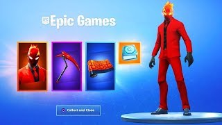 *BUG* GET THE *PACK OF INFER* FREE WITH THIS FORTNITE 😱 ERROR (ACTION)
