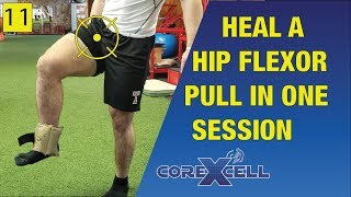 Fix a Hip Flexor Pull in One Session - The Miracle Exercise - Ep11