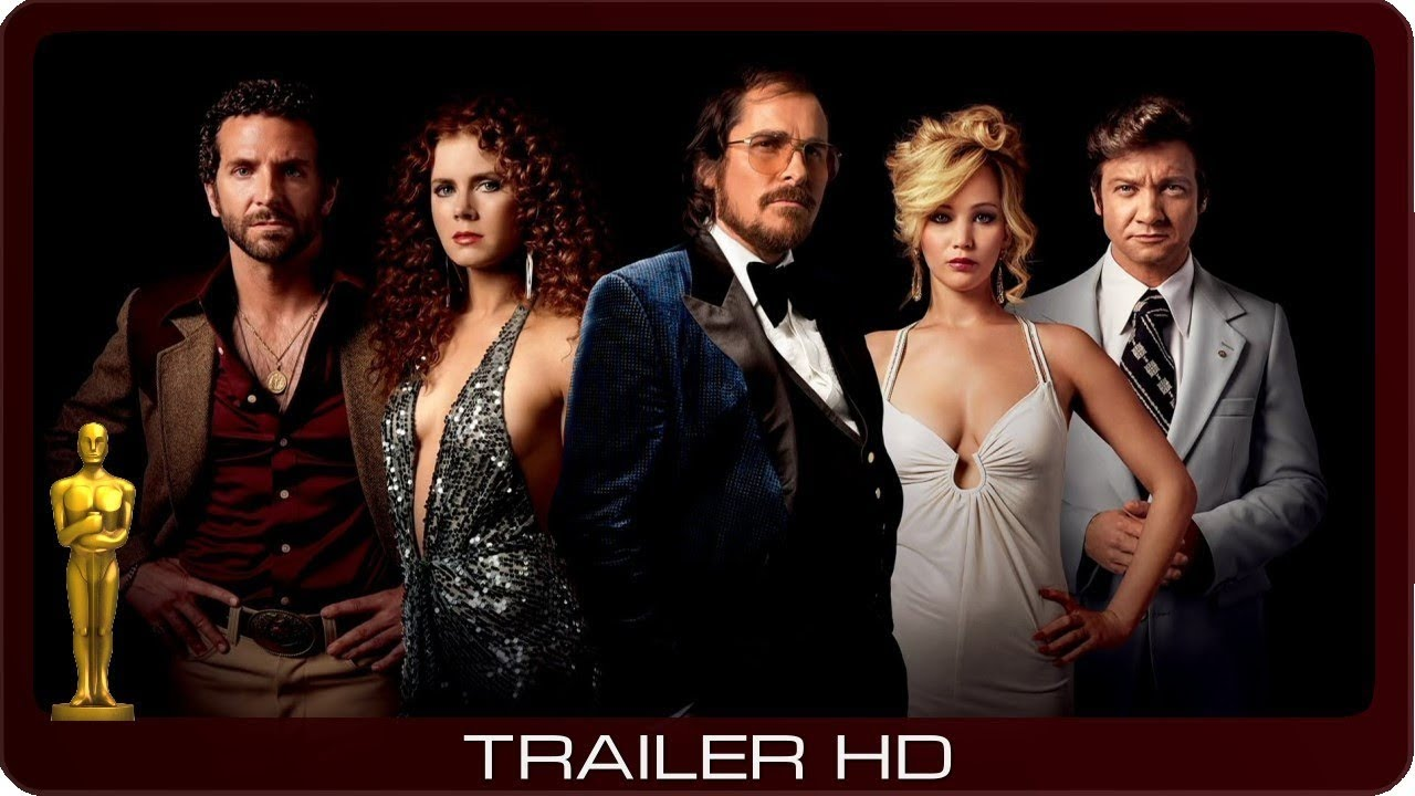 American Hustle ≣ 2013 ≣ Trailer #2 ≣ German | Deutsch
