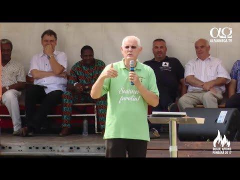 Viorel Iuga - Sustinem familia - mesaj de la Rugul Aprins Ponoara - 5 august 2017