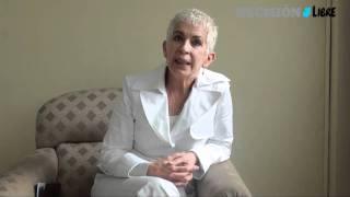 Entrevista con la candidata presidencial Adela de Torrebiarte
