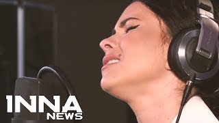 INNA - Fade Away, Gimme Gimme, Sun Is Up  LIVE (Promo Tour in Amsterdam)