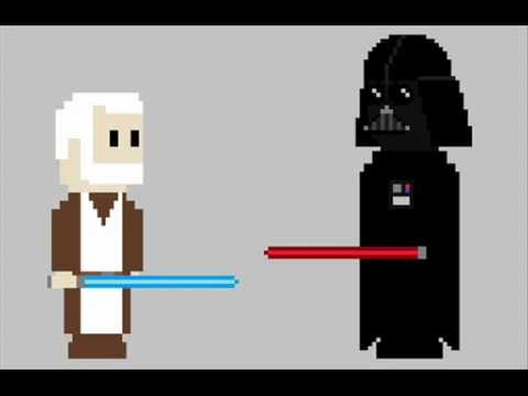 Star WarsThe Imperial March  Darth Vader Theme Song  8bit