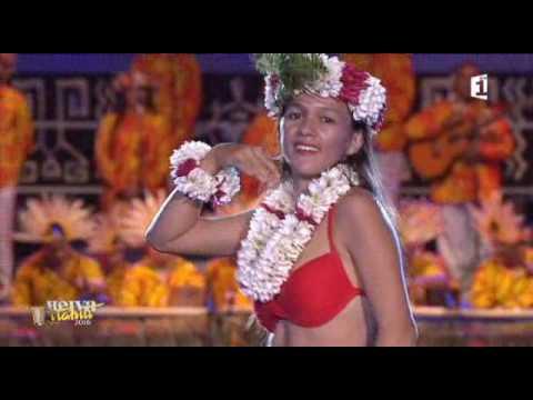 Meilleure danseuse - TAMARII ANAU - Manutea Dany - Heiva 2016