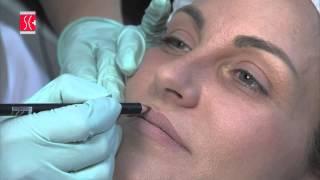 Permanent Make-up - Lidstrich, Lippen, Augenbrauen