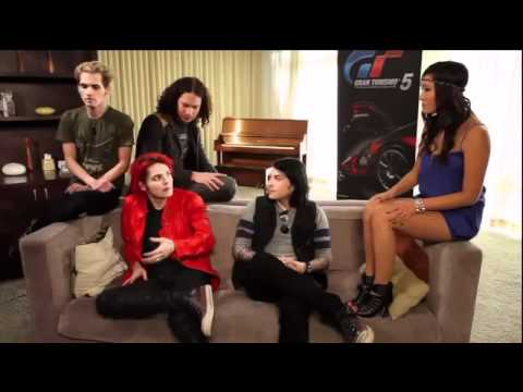 My Chemical Romance GT5 Interview