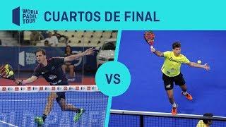 Resumen Cuartos De Final Paquito/Lebrón Vs Moyano/Cristian Vigo Open 2019