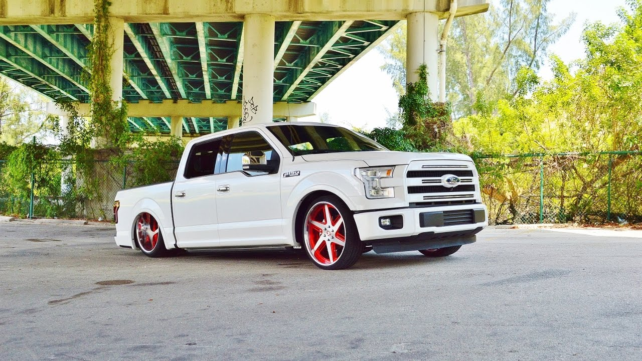American Force Sema Show Truck 2016 Ford F-150 for Sale ...