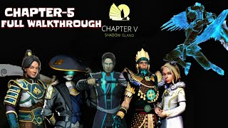 Shadow Fight 3 Official Chapter 5 Full Walkthrough