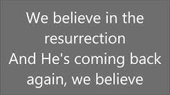 We Believe  Newsboys  Lyrics