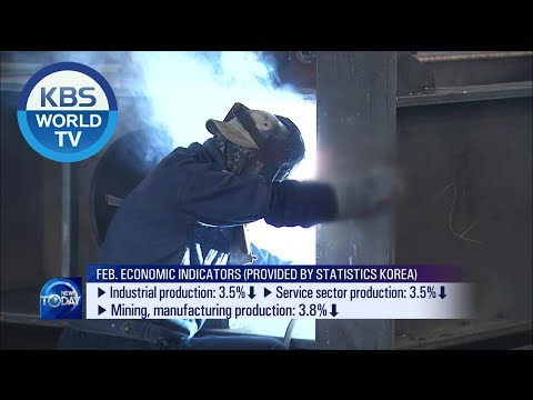 Economic Impact Of COVID-19 On S.KOREA [News Today / 2020.04.01]