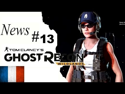 fr ghost recon wildlands creer son perso femme tatouage tenues armes youtube. Black Bedroom Furniture Sets. Home Design Ideas
