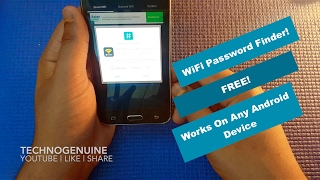How to See All WiFi Password on Samsung Galaxy J2, J3, J5, J7