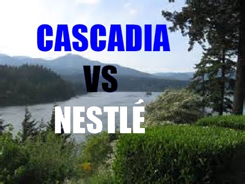 Nestle Seeks Right To Columbia Gorge Water