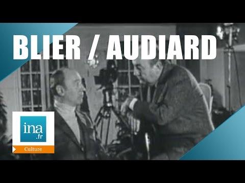 Dialogue culte entre Bernard Blier et Michel Audiard - Archive INA