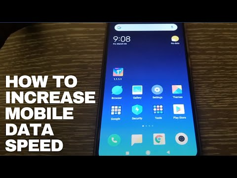 How To Increase Mobile Data Speed on Android Phones - Make Your 4G LTE Faster!