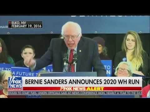 Fox & Friends Bernie Coverage Breaks The Stupid-Meter