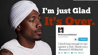 "Nick Cannon ""Last Words"" ITS FINALLY OVER! (Eminem Wins)"