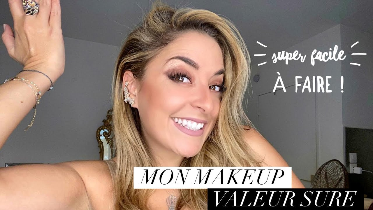 - Mon makeup VALEUR SURE super FACILE à faire ! Look book automne 2020 -