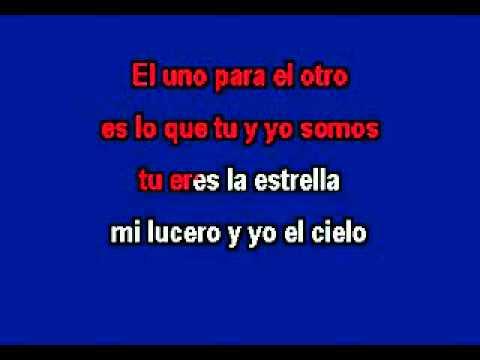 Tercer Cielo-El uno para el otro-Karaoke www.karaokecristiano.net
