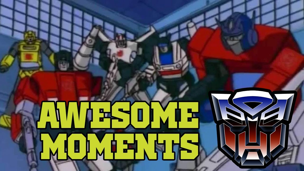 Top 15 Awesome Transformers Moments –  Cinemassacre Plays